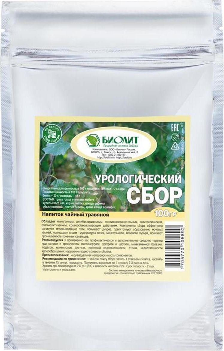 Биолит Сбор урологический, 100 г