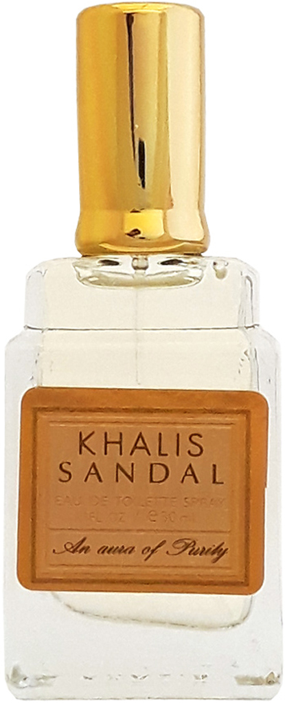 Khalis Sandal Туалетная вода, 30 мл вода туалетная flowers eclat 100 мл