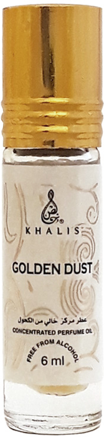 Khalis Rolline Golden Dust Духи, 6 мл духи
