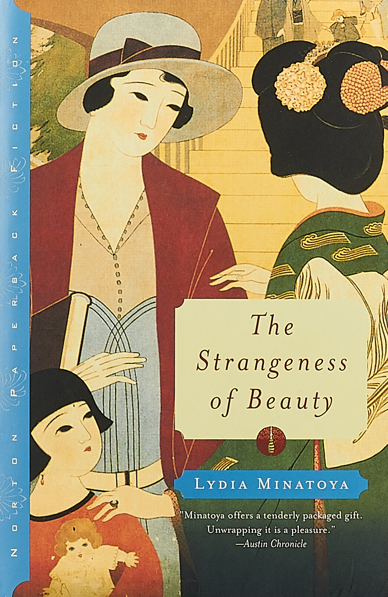 The Strangeness of Beauty the strangeness of beauty