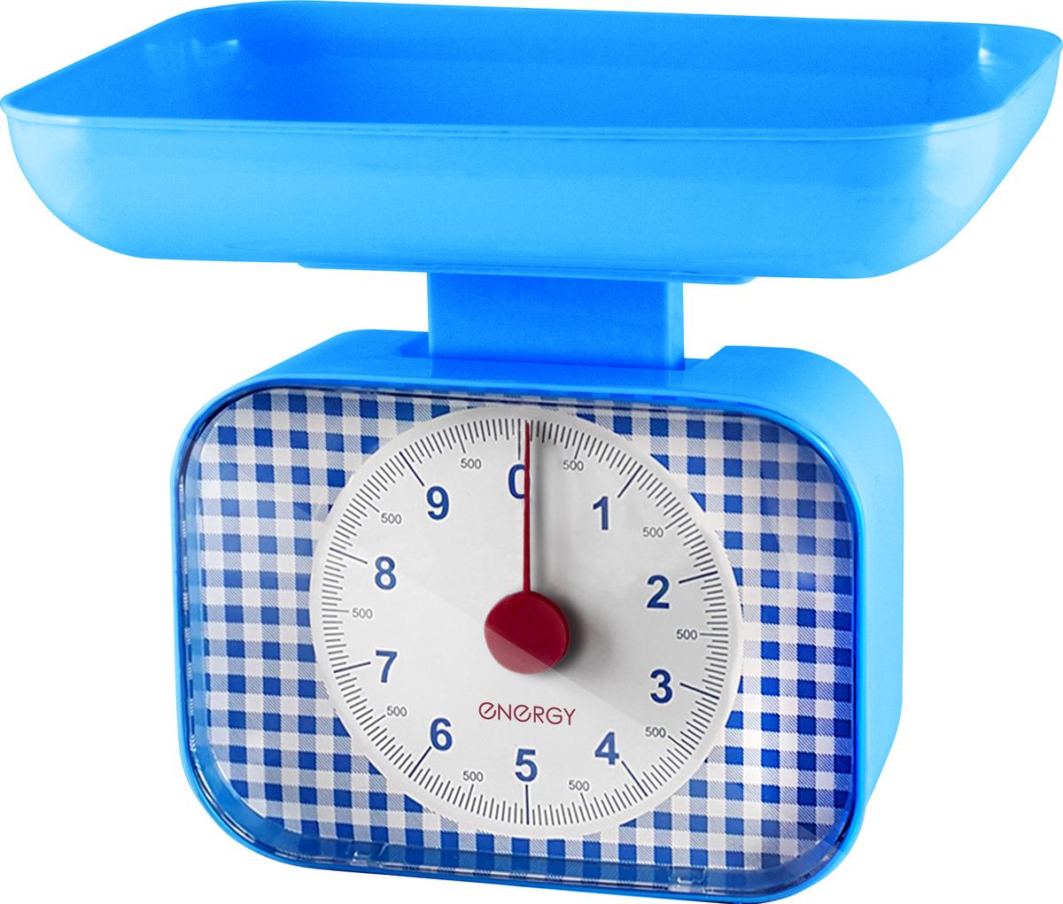 Energy EN-410МК, White Blueкухонные весы