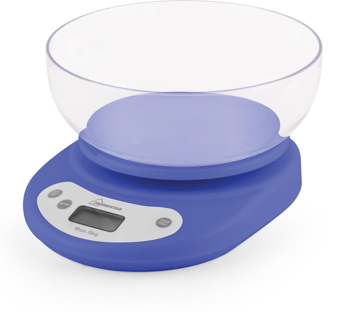 HomeStar HS-3001, Lilac кухонные весы