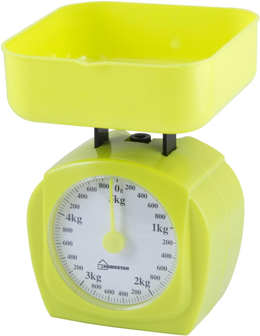 HomeStar HS-3005М, Yellow кухонные весы