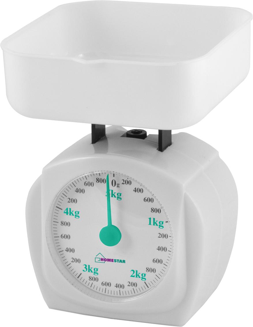 HomeStar HS-3005М, White кухонные весы