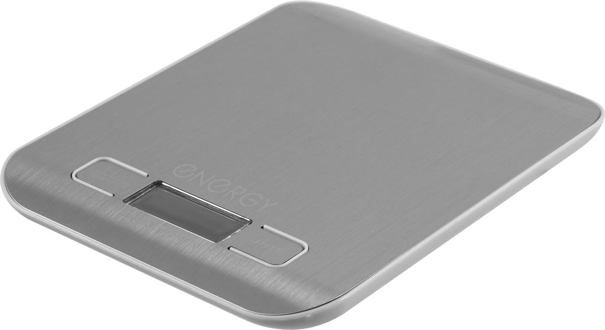 Energy EN-428, Gray кухонные весы