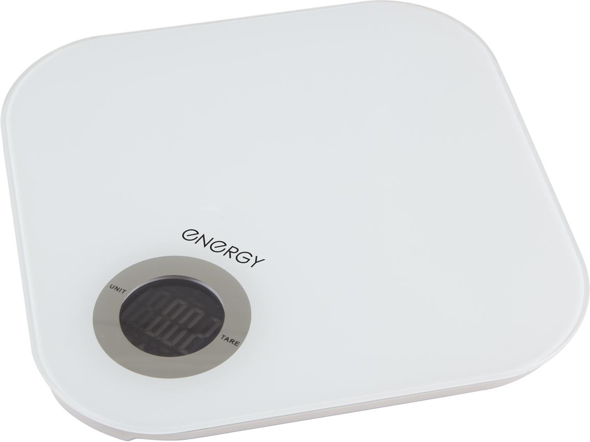 Energy EN-429, White кухонные весы