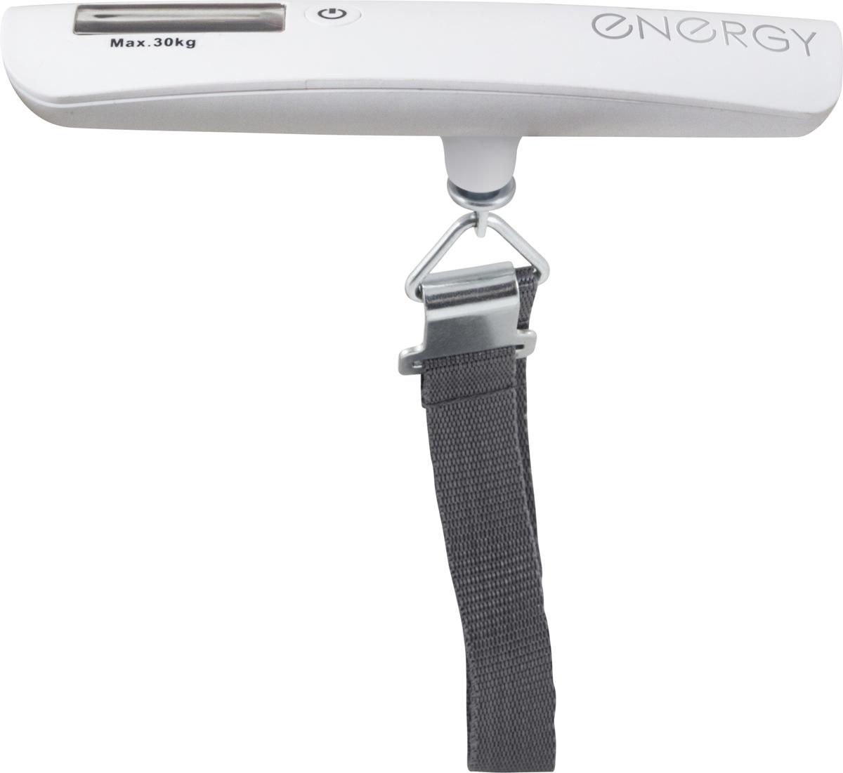 Energy BEZ-152А, White Gray весы для багажа