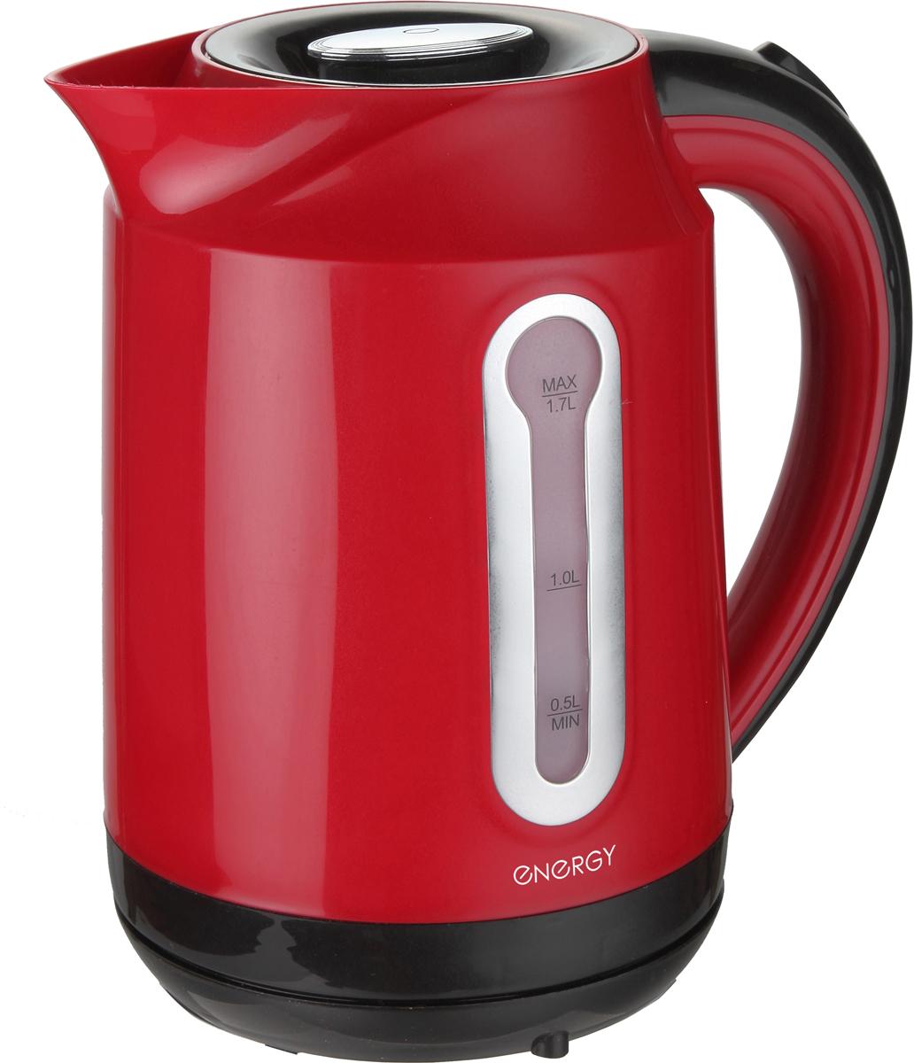 Energy E-210, Red электрический чайник energy