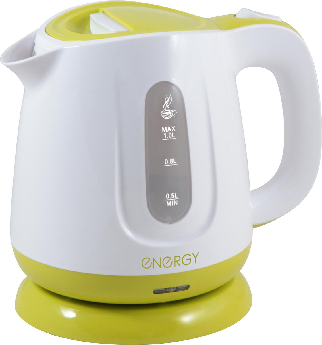 Energy E-234, White Green электрический чайник energy