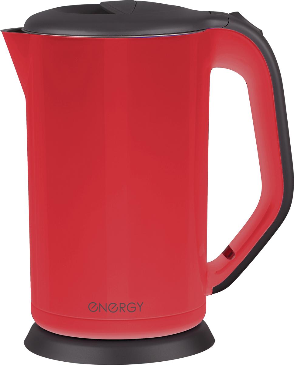 Energy E-225, Red электрический чайник energy