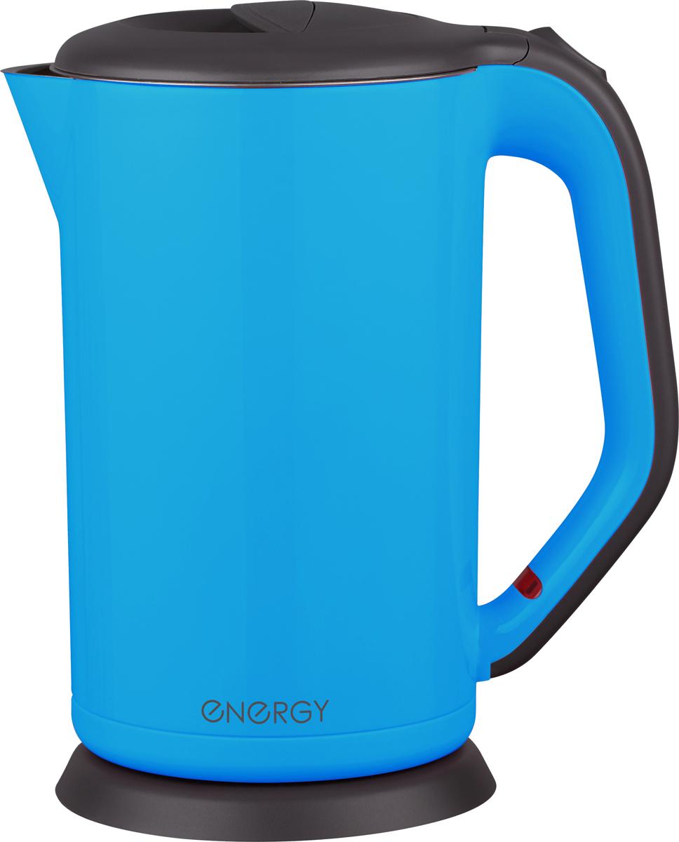 Energy E-225, Blue электрический чайник цена и фото