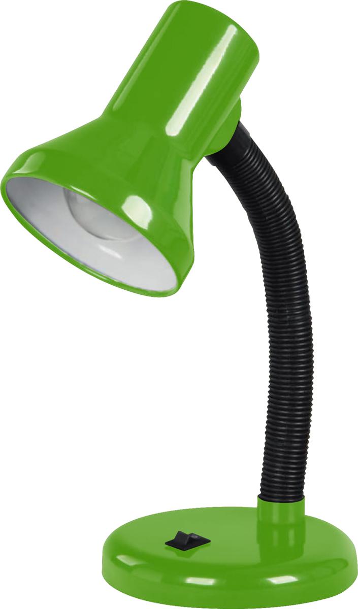 Мощность: 40 Вт Длина шнура: 1,2 м Высота лампы: 355 мм Диаметр абажура: 107 мм Для лампочек со стандартным цоколем Е27 ( в комплект не входит)