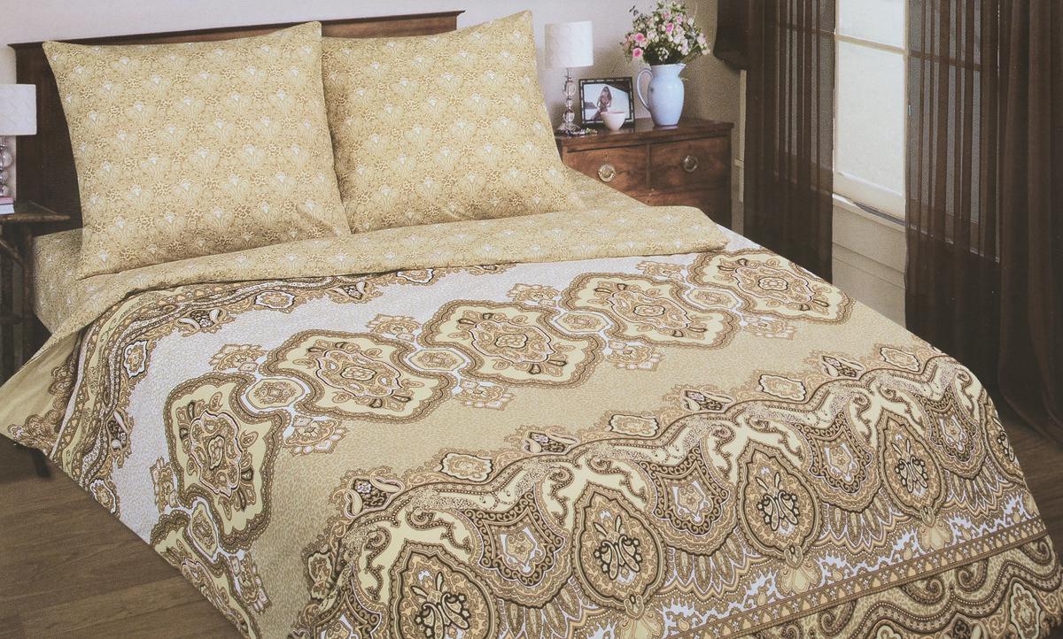 Комплект белья АртПостель Лорд, 2-спальный, наволочки 70x70. 904904Комплект постельного белья АртПостель Лорд выполнен из поплина (100% хлопка) высочайшего качества. Поплин - это тонкая и легкая хлопчатобумажная ткань высокой плотности полотняного переплетения, сотканная из пряжи высоких номеров.При изготовлении перкаля используются длинноволокнистые сорта хлопка, что обеспечивает высокие потребительские свойства материала.Несмотря на свою утонченность, перкаль очень практичен - это одна из самых износостойких тканей для постельного белья.Комплект состоит из пододеяльника, простыни и двух наволочек. Постельное белье с ярким дизайном, имеет изысканный внешний вид. Благодаря такому комплекту постельного белья вы сможете создать атмосферу роскоши и романтики в вашей спальне.