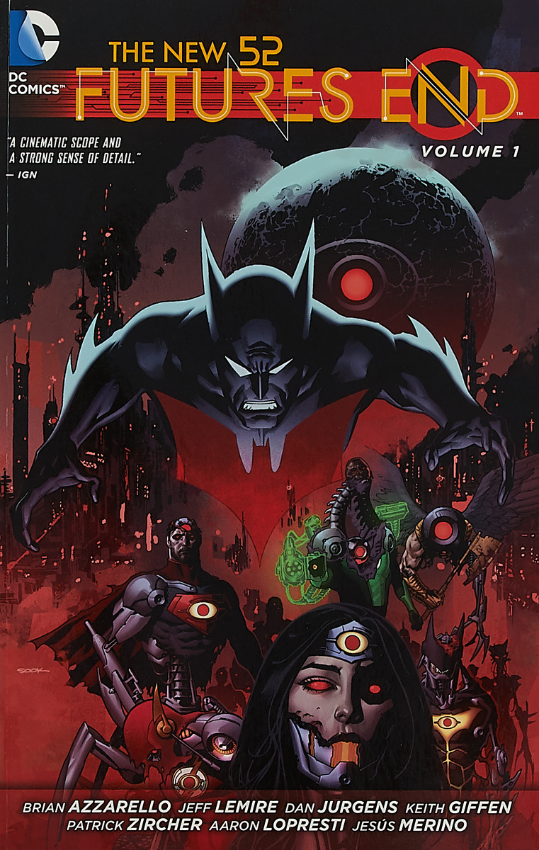 The new 52 - futures end v1