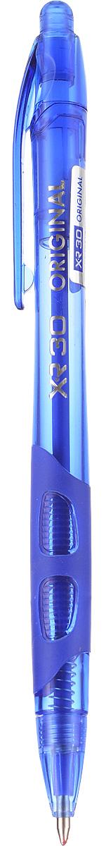 Erich Krause Ручка шариковая XR-30 EK цвет корпуса синий erich krause ручка шариковая megapolis concept ek 31 синяя цвет корпуса синий