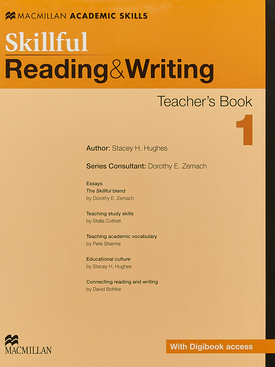Skillful Pre-intermediate/Level 1 Reading and Writing Teacher's Book + Digibook