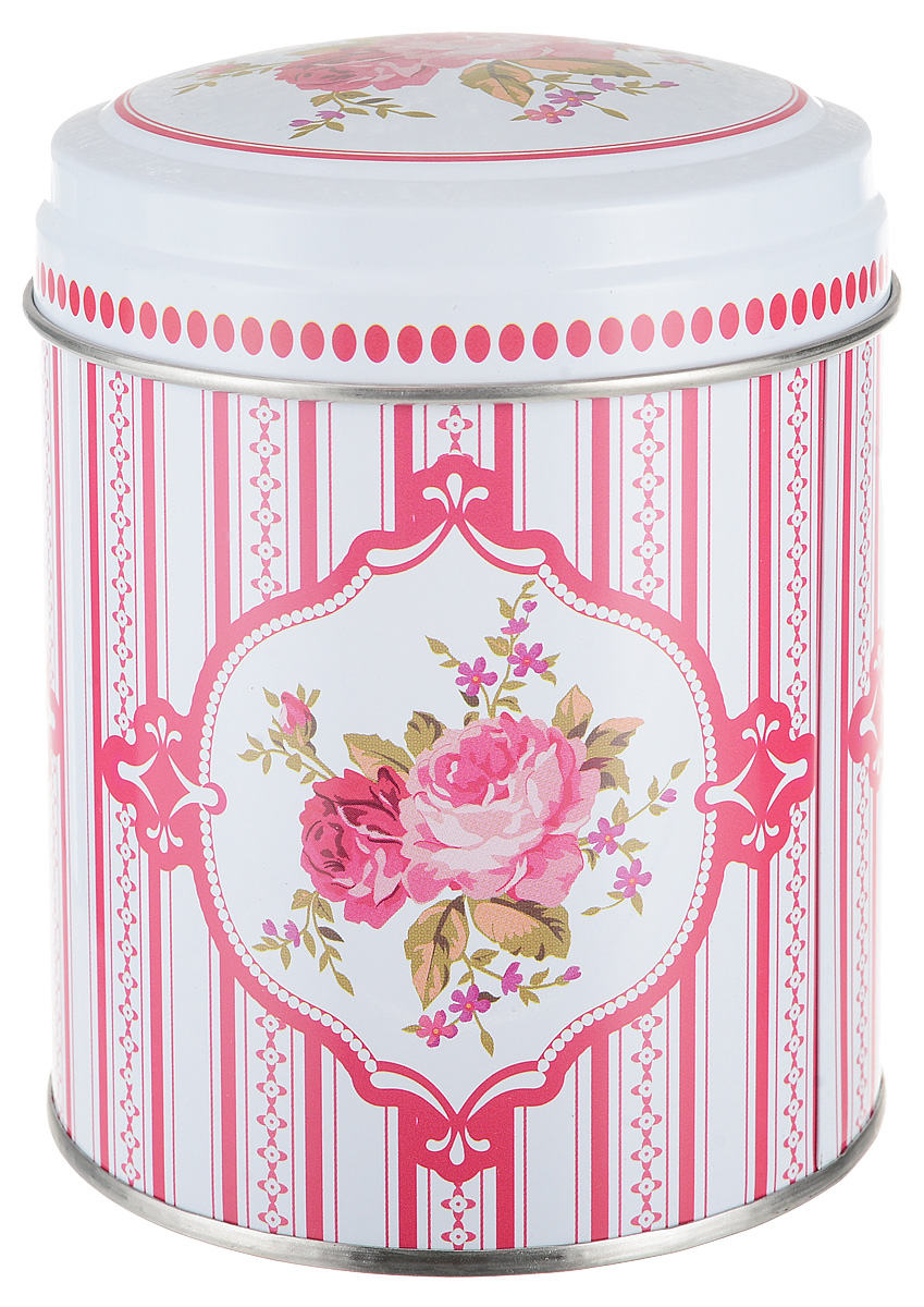Банка для сыпучих продуктов Рязанская фабрика жестяной упаковки Фуксия, 800 мл. 2107371_рисунок 32107371_рисунок 3