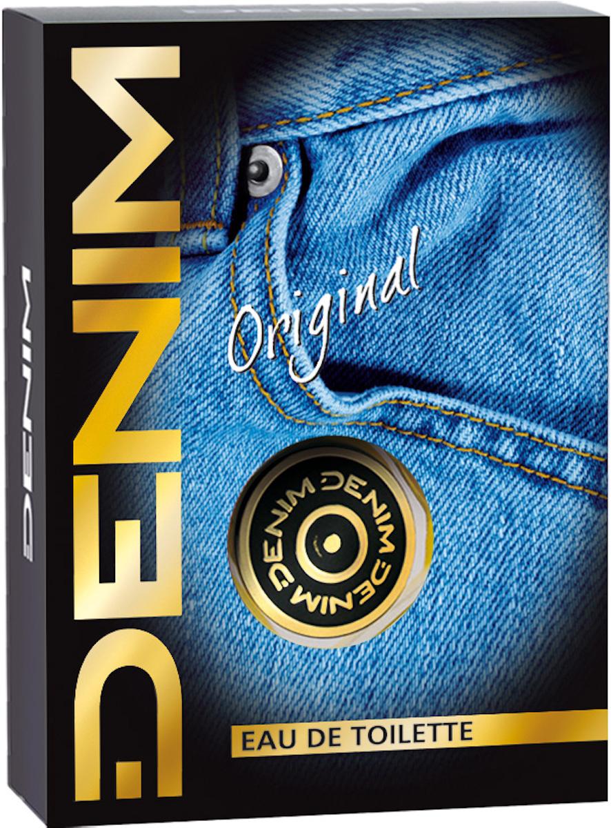 Denim Original Туалетная вода, 100 мл26121Аромат Denim Original объединяет в себе классические традиции и современные тренды. Мягкие цитрусовые ноты создают пленительное благозвучие, которое закрепляется чарующей базой. Аромат подчеркнет ваш вкус, оригинальность и стиль.