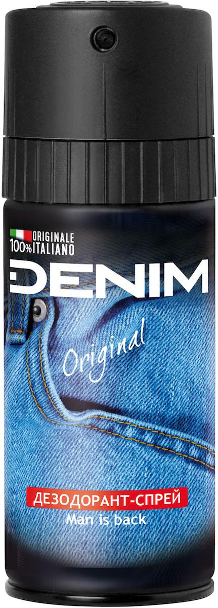 Denim Дезодорант-спрей Original, 150 мл