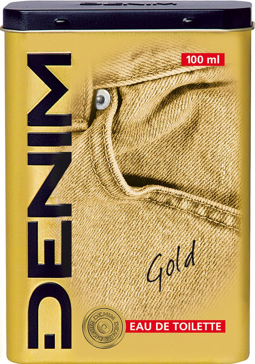 Denim Gold Туалетная вода, 100 мл