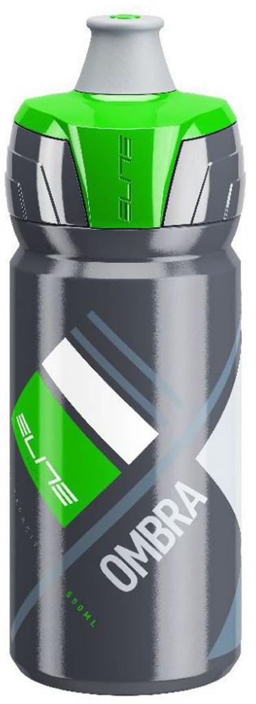 Фляга Elite Ombra, цвет: серый, зеленый, 550 млEL0150116Фляга Elite Ombra (2017) разработана для велогонщиков. Подходит для использования во время соревнований за счет быстроты и удобства питья.Изготовлена из пищевого пластика без BPA. Новая форма крышки с увеличенным отверстием способствует лучшей подаче жидкости и упрощает открытие ртом во время гонки. Предназначена для держателей с диаметром 74 мм. Отличительные особенностиПищевой пластик без BPA Мягкая бутылка позволяет давлением кисти увеличивать поток жидкости Новая форма крышки с увеличенным отверстием и легким открытием Широкое горло для удобства наполнения и мытья Стандартный диаметр 74 мм