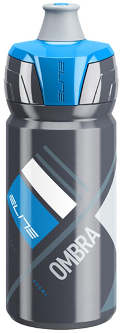 Фляга Elite Ombra, цвет: серый, синий, 550 млEL0150117Фляга Elite Ombra (2017) разработана для велогонщиков. Подходит для использования во время соревнований за счет быстроты и удобства питья.Изготовлена из пищевого пластика без BPA. Новая форма крышки с увеличенным отверстием способствует лучшей подаче жидкости и упрощает открытие ртом во время гонки. Предназначена для держателей с диаметром 74 мм. Отличительные особенностиПищевой пластик без BPA Мягкая бутылка позволяет давлением кисти увеличивать поток жидкости Новая форма крышки с увеличенным отверстием и легким открытием Широкое горло для удобства наполнения и мытья Стандартный диаметр 74 мм
