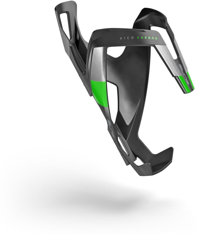 Флягодержатель Elite Vico, цвет: зеленыйEL0156115Флягодержатель Elite Vico Carbon является эталоном среди гоночных флягодержателей и используется командами Про-Тура для профессионалов велогонок. Разработан и протестирован в сотрудничестве с лучшими в мире профессиональными командами.Характеристики:Новая запатентованная конструкция с более прочным захватом облегчает вставку/извлечение бутылки в экстремальных условияхПодходит для сложных условий скоростного спуска, кросс-кантри и эндуроПрочная, легкая и гибкая современная конструкцияПодходит для небольших наклонных рам с меньшим треугольникомМатериал: карбон