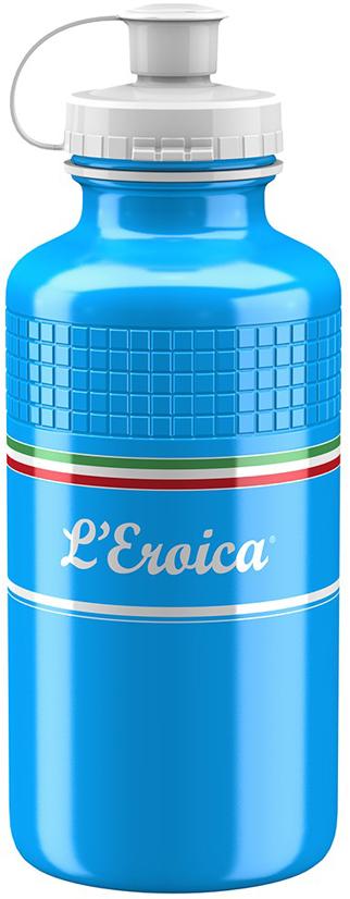 Фляга Elite Eroica, цвет: синий, 500 мл фляга elite crystal ombra 0 55 л пластик желтый el0150105