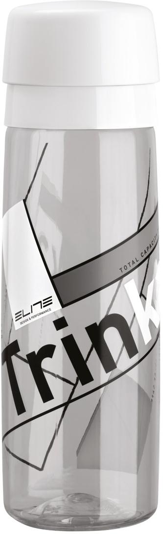 Фляга Elite Trinka, цвет: серый, белый, 700 млEL0161007Тритан - материал который подходит для всех пищевых продуктов и напитков в соответствии с действующими нормами (европейские стандарты CE, американские FDA, Канада, Япония и Китай) Максимальная прозрачность, сравнимая со стеклом Крышка держит бутылку плотной и позволяет легко пить