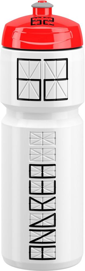 Фляга Elite Nomo, цвет: белый, 750 млEL0173002Велосипедная фляга Elite Nomo сделана из пластика, который не поглощает запахов, поэтому он не меняет вкуса напитка.Фляга может быть персонализирована благодаря пространству для имени, фамилии и стартового номера.Особенности:- Не поглощает запахов.- Эргономичный дизайн.- Легкая чистка.Объема: 750 мл.