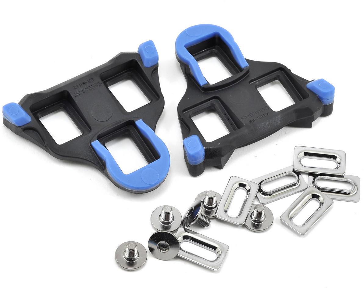 Шипы Shimano SM-SH12, цвет: черный, синий, пара запчасть shimano шипы sm sh11