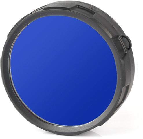 Фильтр для фонарей Olight FM20-B, цвет: синий zoom led flashlight 18650 rechargeable portable light olight tactical torch aluminum alloy torchlight fishing cycling