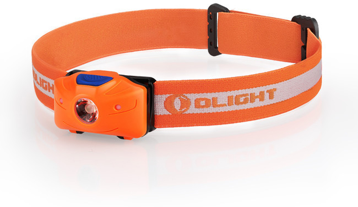 Фонарь светодиодный налобный Olight H05 Active, цвет: оранжевыйMV-907118Код MV-907118 Бренд Olight Тип фонаря светодиодный Макс.дальность луча (м.) 55 Время работы (мин.) 2400 Батарейки в комплекте есть Световой поток (лм.) 150 Питание 2xАА Тип подгруппы Налобные Коллекция H Series Длина (см) 5.6Компактный налобный фонарь Olight H05 Active на белом светодиоде Cree XM-L2 мощностью 150 люмен и двумя красными светодиодами для тактического применения. Фонарь питается от двух мизинчиковых батареек типа ААА, имеет индикатор разряженности батареи. Акриловая TIR оптика с высоким коэффициентом светопропускания обеспечивает равномерный свет для работы вблизи себя.Технические характеристики:Источник света — светодиод Cree XM-L2 и 2 красных диода 3528. Срок службы светодиодов — 50 000 часов (?5 лет непрерывной работы). Мощность светового потока — 150 люмен. Дальность светового потока (белый свет) — 55 метров ANSI. Интенсивность — 750 Candela. Линза — акриловая PMMA TIR оптика, 90% пропускания света. Питание - 2 ? AAA 1.5 V. Alkaline / Lithium. Индикатор напряжение батареи будет гореть красным при напряжении менее 1.8 В. Угол наклона фонаря регулируется от 00 до 500. Схема защиты от переполюсовки элементов питания – защищает от неправильной установки батарей. Режим памяти: есть — запоминание последнего режима работы в бесконтактном управление. Корпус изготовлен из сверхпрочного пластика Bayer модель PC2805. Водонепроницаемость IPX-4 (Защита от брызг, падающих в любом направлении) Ударозащита — падение с высоты 1 метр Изготовлен в соответствии с военными стандартами армии США Mil-spec: MIL-STD-810F. Габариты: длина 56 мм диаметр 36 мм. Вес: 43,5 г. (без батарей). Комплектация: фонарь Olight H05 Active, эластичное налобное крепление, 2 шт. батареи Lithium Olight AAA, упаковка, инструкция.Время работы (2 х Lithium АА):High 150~90 люмен — 10 + 280 минут Med 30 люмен — 10 часов Low 10 люмен — 27 часовУПРАВЛЕНИЕ ФОНАРЕМ:Перед первым использованием фонаря откройте батарейный отсек и уд