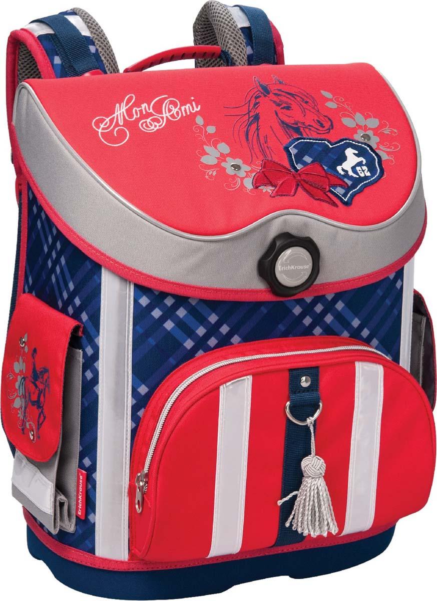 Erich Krause Ранец школьный Mon Ami Ultra erich krause рюкзак школьный doodling multi pack