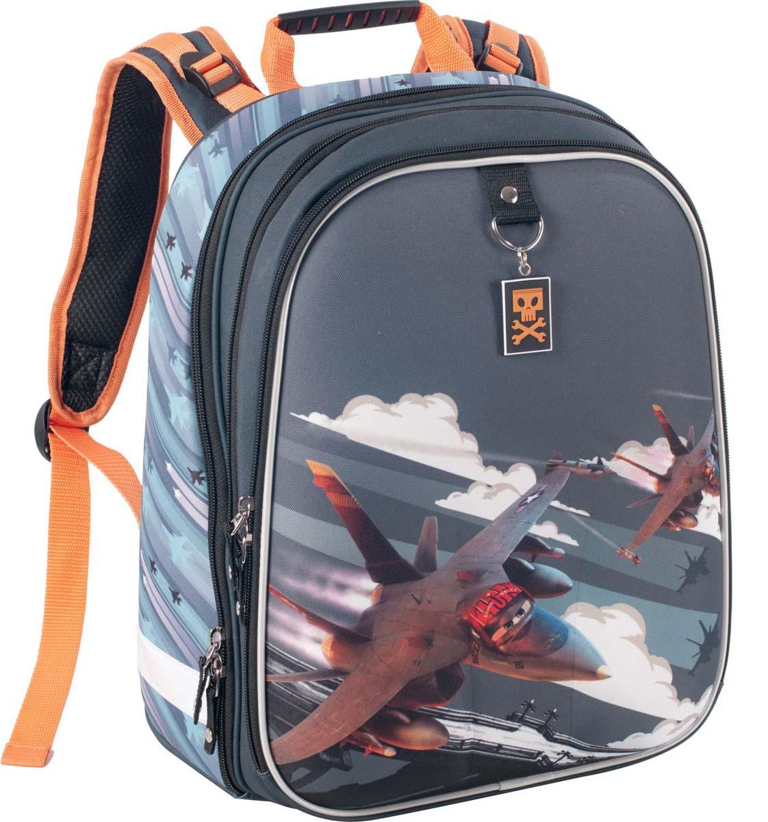 Disney Рюкзак детский Flying Planes Com Style рюкзак с эргономичной спинкой flying planes модель com style erich krause