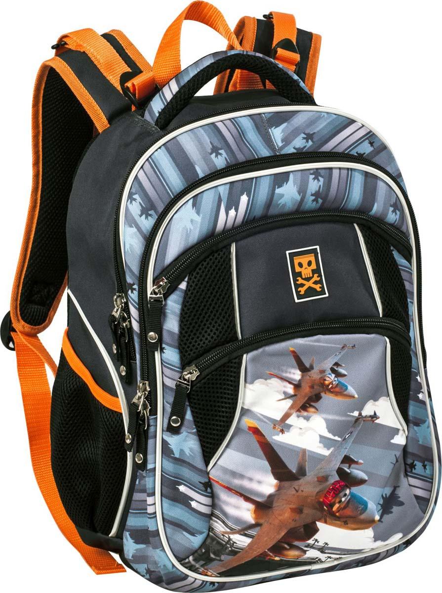 Disney Рюкзак детский Flying Planes39281Рюкзак Disney Flying Planes - это очень практичное и качественное текстильное изделие. Жёсткийкорпус защитит ребёнка и содержимое: он не позволит книгам и учебникам втыкаться в спину исбережёт рюкзак, если ученик его уронит. А смягчающие элементы (поролон и сетка) сделаютпроцесс ношения этого предмета комфортным.