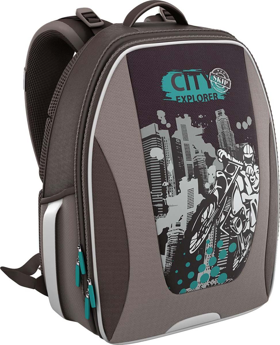 Erich Krause Рюкзак детский City Explorer Multi Pack erich krause рюкзак школьный doodling multi pack