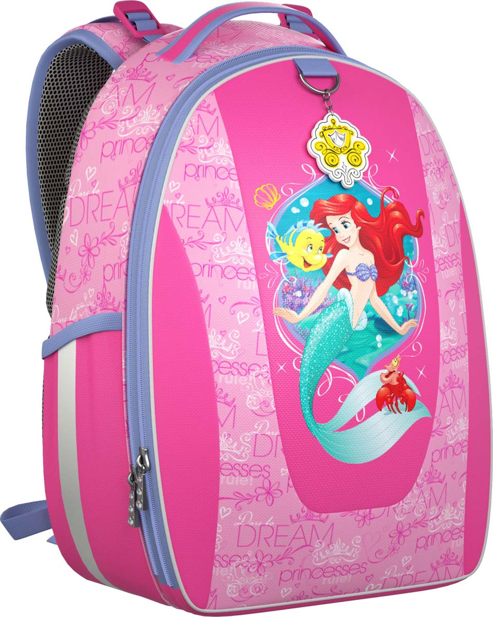 Disney Рюкзак детский Принцессы Disney Королевский бал Multi Pack Mini erich krause рюкзак детский city explorer multi pack