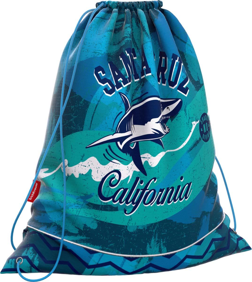 Erich Krause Сумка для сменной обуви California 44695 цена