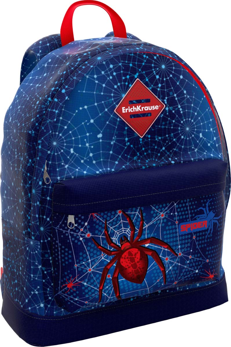 Erich Krause Рюкзак детский EasyLine Spider erich krause рюкзак детский easyline cool cat