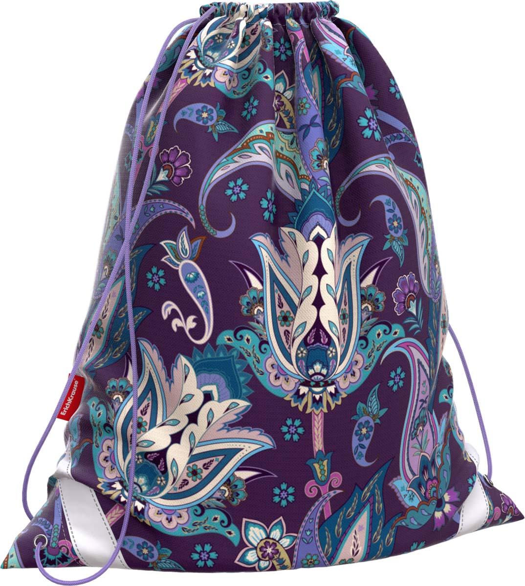 Erich Krause Сумка для сменной обуви Oriental Ornament 44749 - Ранцы и рюкзаки