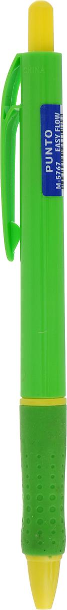 Mazari Ручка шариковая Punto цвет корпуса зеленый