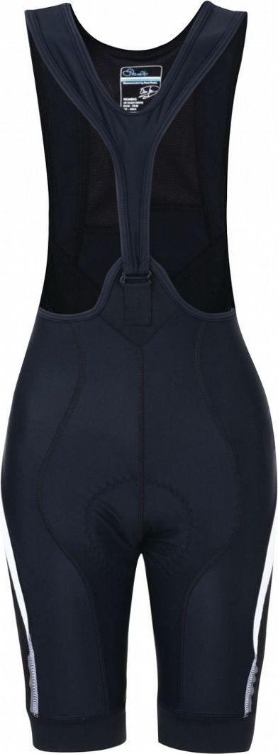 Велошорты женские Dare 2b Descender Short, цвет: черный. DWJ305-800. Размер 18 (50)DWJ305-800Велокостюм для заядлых велогонщиков. Для спортивных соревнований, длительных тренировок и велосипедных прогулок в теплую погоду. Разработанный и протестированный в сотрудничестве с победителем Tour de France 2006, Оскаром ПерейроУлучшенный эргономичный дизайн (AEP). Эластичная ткань: 82% нейлон, 18% эластан, плотность 240 г/м2. Сверхлегкий материал. Быстросохнущий материал. Амортизирующая вставка из 8 сегментов. Плоские швы для дополнительного комфорта. Дышащая сетчатая верхняя вставка, хорошо отводящая влагу. Эластичная перфорированная вставка из пены высокой плотности AEP Pro II 3D. Вставка из материала Coolmax - хорошо отводит влагу. Обработана антибактериальным покрытием. Вставка анатомической конструкции с системой вентиляции Oxy Flow. Неопреновые компрессионные манжеты. Светоотражающие детали способствуют лучшей видимости.