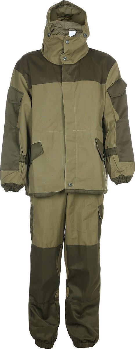 Костюм мужской Стоик Горка, цвет: хаки. 55707. Размер 60/62, 182-188