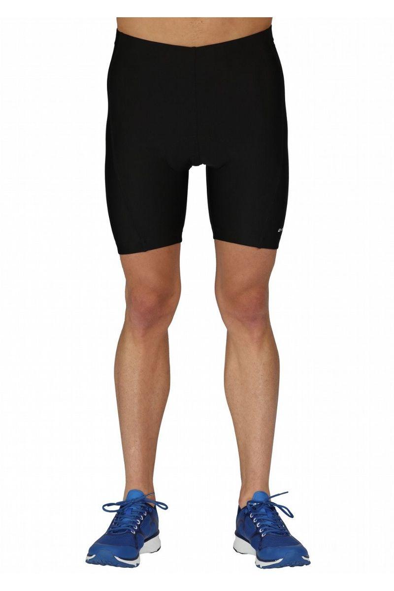 Велошорты мужские Dare 2b Turnaround Short, цвет: черный. DMJ320-800. Размер XXL (58/60)DMJ320-800Комфортные, эластичные велосипедные шорты Dare 2b Turnaround Short выполнен из 88% полиэстера и 12% эластана. Быстросохнущий материал. Амортизирующая вставка из 6 сегментов. Плоские швы для дополнительного комфорта. Интерактивные петли на поясе. Двухмерная эластичная амортизирующая вставка переменной плотности. Вставка анатомической конструкции с системой вентиляции Oxy Flow. Вставка из материала Coolmax - хорошо отводит влагу. Обработана антибактериальным покрытием. Светоотражающие детали способствуют лучшей видимости.