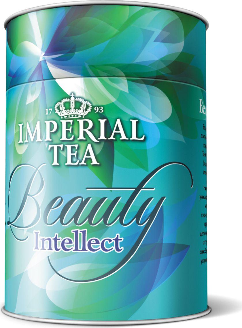 Imperial Tea Beauty Intellect напиток чайный, 100 г ламинария водоросли в порошке купить в аптеке цена