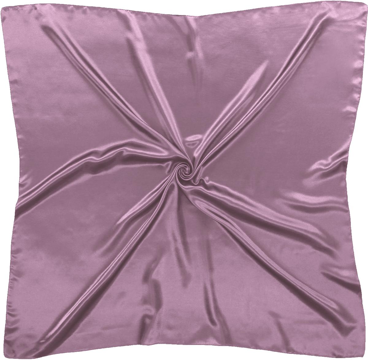 Платок женский Модные истории, цвет: сиреневый. 23/0582/164. Размер 90 см x 90 см