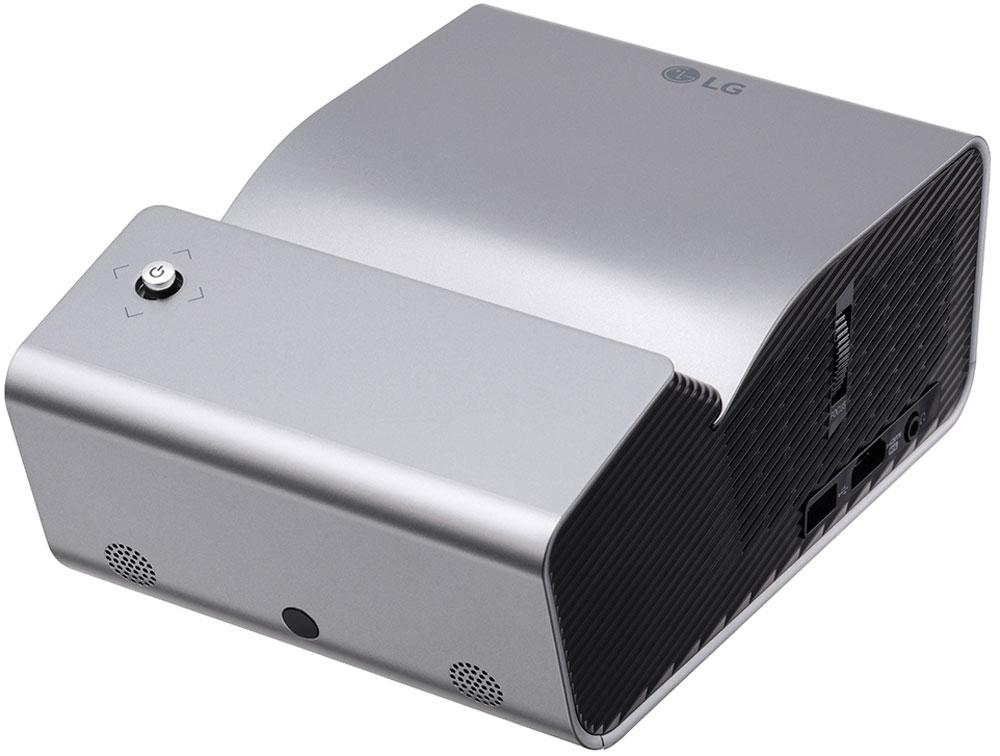 LG PH450UG, Gray Metallic портативный проектор