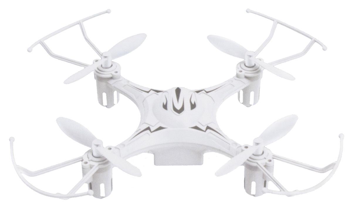 Bluesea Квадрокоптер на радиоуправлении X-7 цвет белый