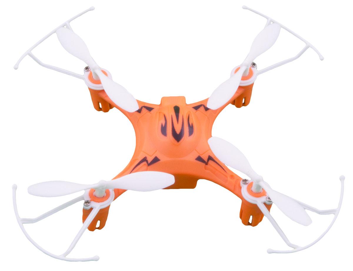 Bluesea Квадрокоптер на радиоуправлении X-7 цвет оранжевый